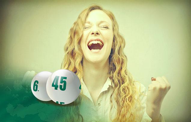 6 aus 45 spielen