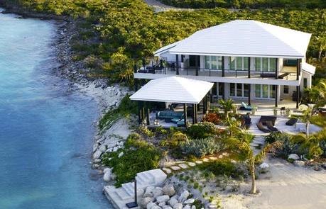 Villa von Dietrich Mateschitz auf der Insel Laucala