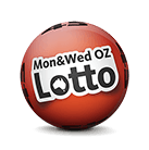 Logo der Lotterie Monday and Wednesday Lotto