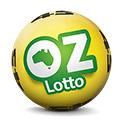 Logo der australischen Lotterie OZ Lotto