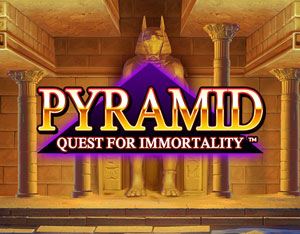 Pyramid: Quest for Immortality im Casino von Casumo spielen