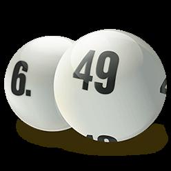 Logo der Lotterie 6aus49