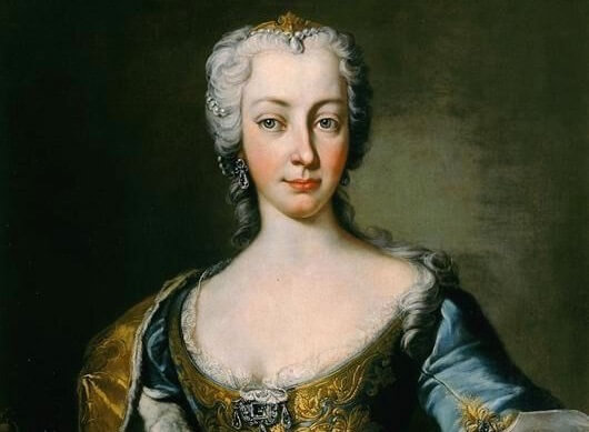 Kaiserin Maria Theresia - Mutter der Lotto Stiftung