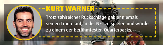 Kurt Warner - American-Football-Spieler