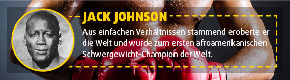 Jack Johnson: Boxer