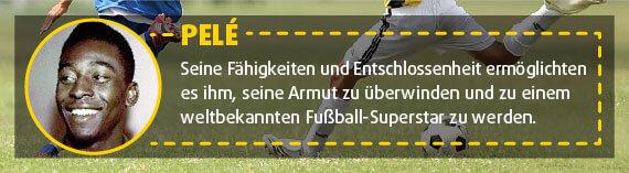 Pelé: Fußball-Spieler