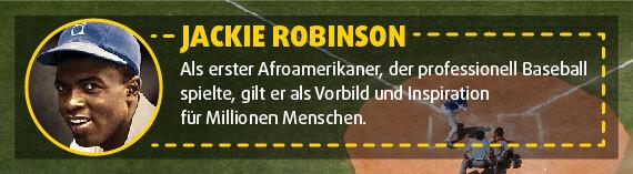 Jackie Robinson: Baseball-Spieler