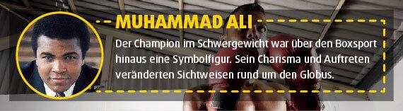 Muhammad Ali: Boxer