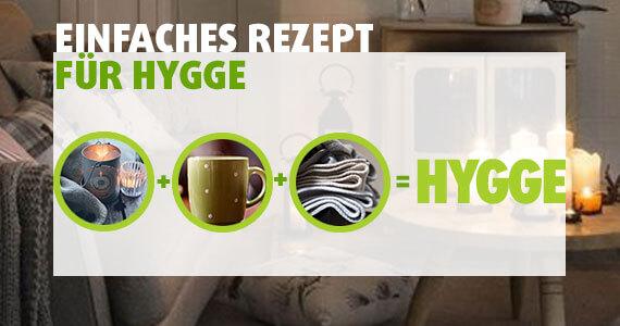 Einfaches Rezept für Hygge