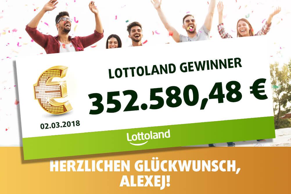 EuroJackpot Gewinner Alexej