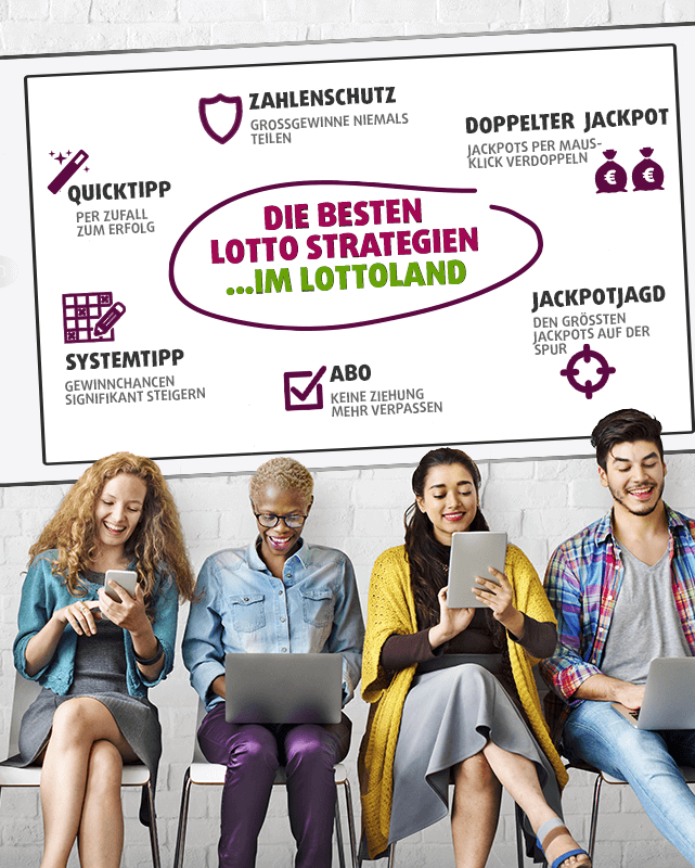 Die besten Lotto Strategien im Lottoland