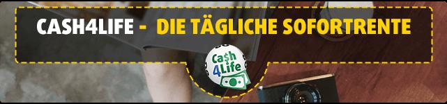 Cash4Life - die tägliche Sofortrente