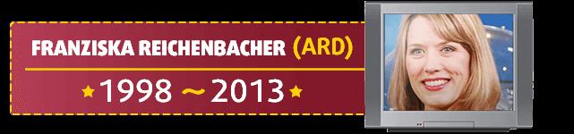 Franziska Reichenbacher moderierte als Lottofee von 1998 bis 2013