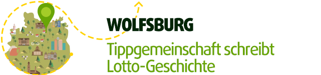 Wolfsburg – Tippgemeinschaft schreibt Lotto-Geschichte